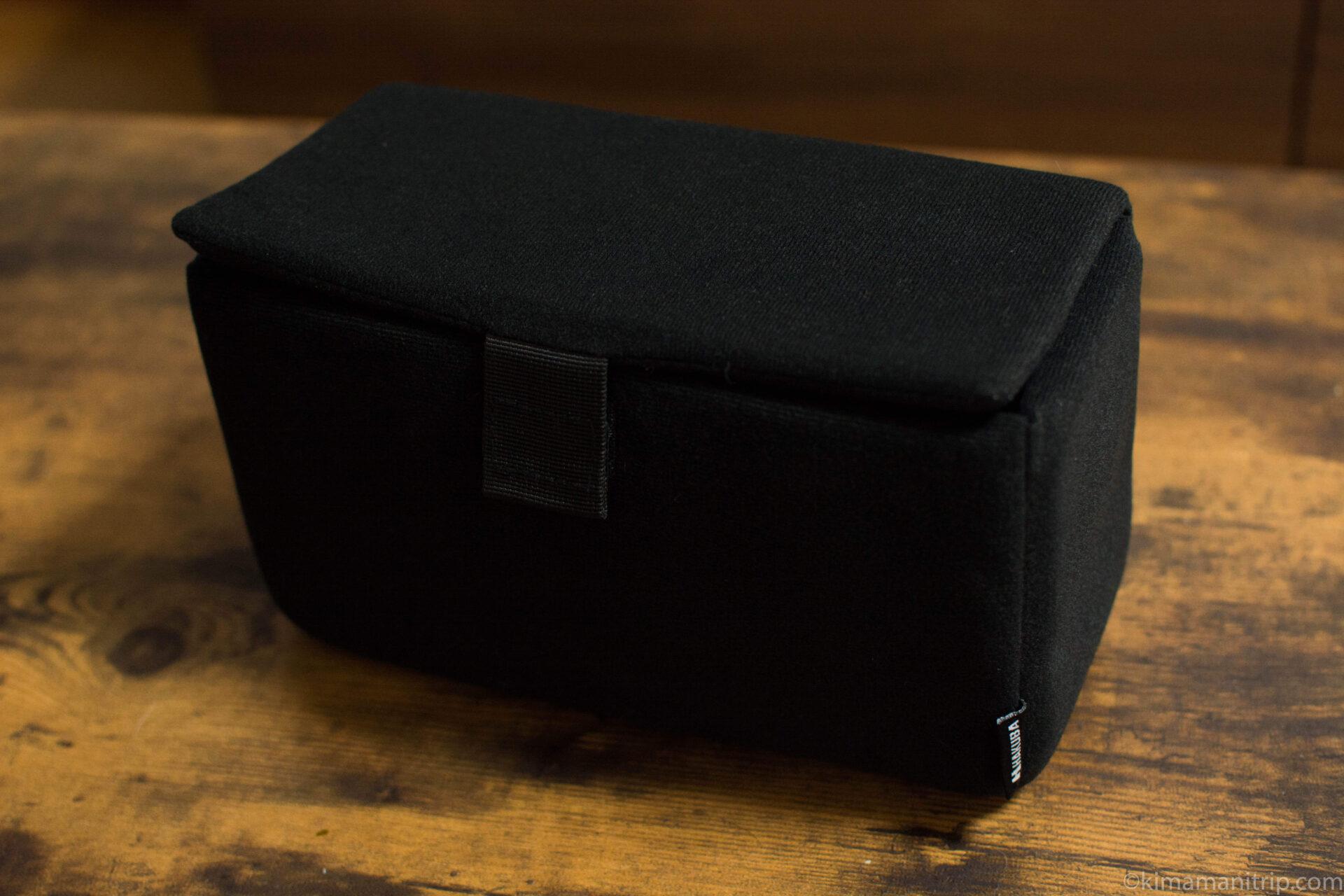 ハクバのインナーボックス